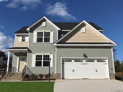 Chester Single Family Home For Sale: 4224 Wells Ridge Court
