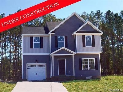 Chester Single Family Home For Sale: 4273 Wells Ridge Court