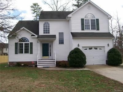 Chester Single Family Home For Sale: 3913 West Dogwood Avenue