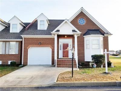 Colonial Heights Single Family Home For Sale: 112 Gilcreff Place