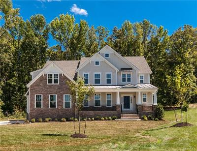 Chester Single Family Home For Sale: 11819 Channelmark Drive
