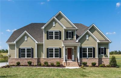 Chester Single Family Home For Sale: 11807 Channelmark Drive