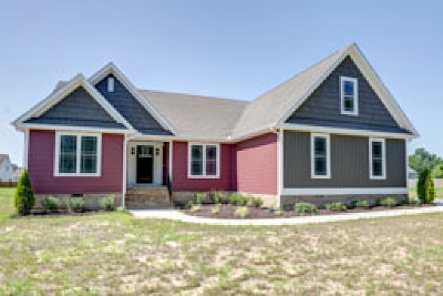 New Kent Single Family Home For Sale: 5855 Stingray Point Boulevard