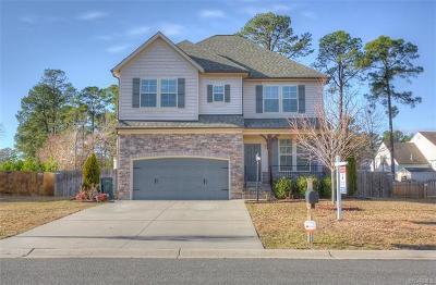 Glen Allen Single Family Home For Sale: 10338 Servo Drive