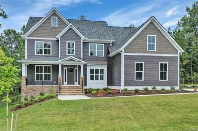 Chester Single Family Home For Sale: 1519 Anchor Landing Drive