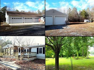 Woodford Single Family Home For Sale: 7109 Quarters Road