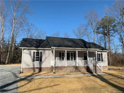 King William County Single Family Home For Sale: Tbd Smokey Road