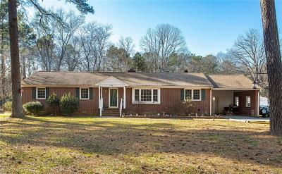 Henrico Single Family Home For Sale: 7040 Strath Road