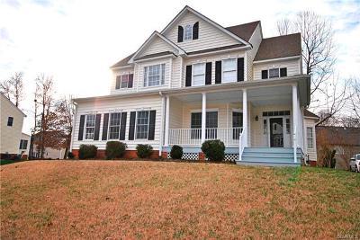 Mechanicsville Single Family Home For Sale: 9083 Haversack Lane