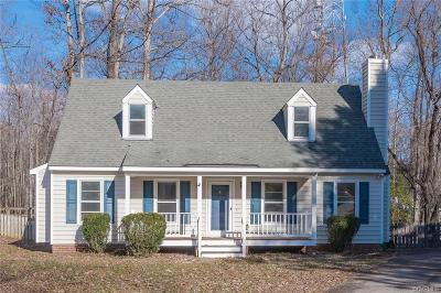 Glen Allen Single Family Home For Sale: 9308 Timber Hollow Court