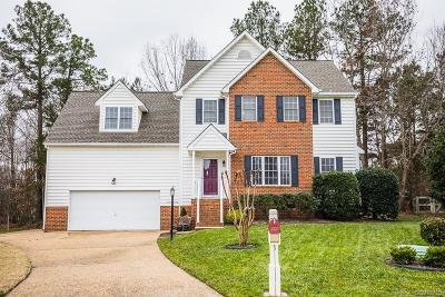 Chesterfield Single Family Home For Sale: 8412 Ashdale Court