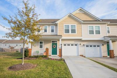 Henrico Condo/Townhouse For Sale: 111 New Harvest Drive