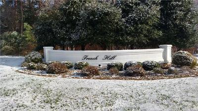 Powhatan Residential Lots & Land For Sale: 2202 French Hill Terrace