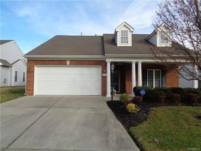Henrico Single Family Home For Sale: 7417 Red Hill Club Court