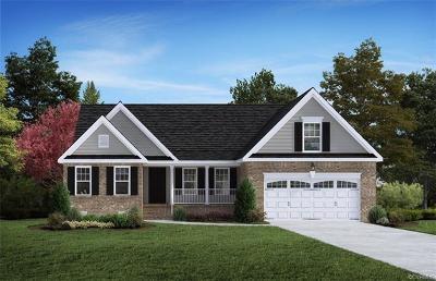 Henrico Single Family Home For Sale: 6908 Sir Galahad Road