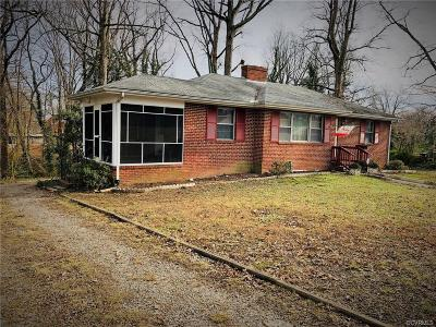 Henrico Single Family Home For Sale: 2305 South Newton Circle