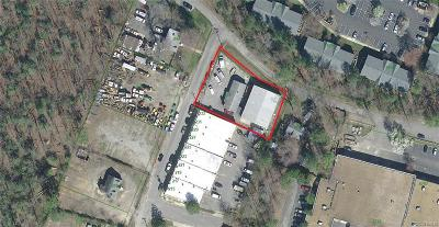 Richmond Commercial For Sale: 235 Arcadia Street