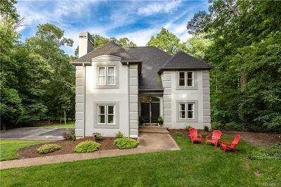 Midlothian Single Family Home For Sale: 3001 River Hills Lane