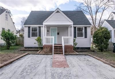 Henrico Single Family Home For Sale: 5320 Gillespie Avenue