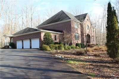 Goochland County Single Family Home For Sale: 2074 Alldever Drive