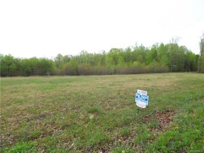 Cumberland VA Residential Lots & Land For Sale: $39,950