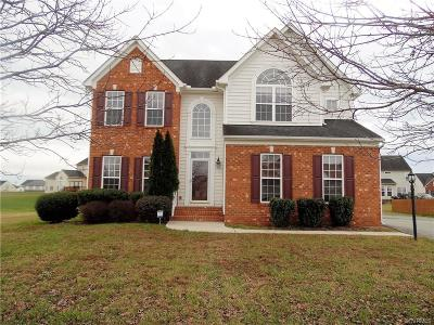 Henrico Single Family Home For Sale: 1709 Alyssalaine Place