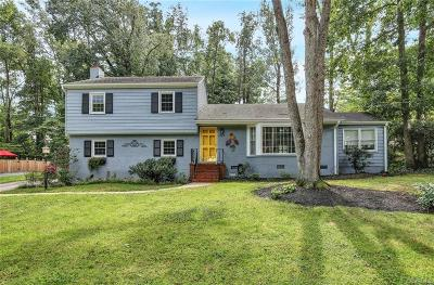 Henrico Single Family Home For Sale: 717 Keats Road