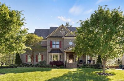 Glen Allen Single Family Home For Sale: 12124 Blairmont Court