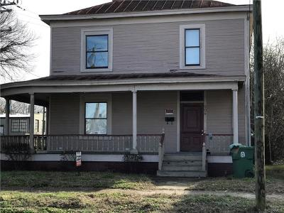 Petersburg Single Family Home For Sale: 904 West High Street