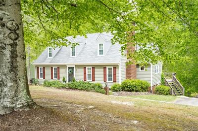 New Kent Single Family Home For Sale: 6120 Hingham Drive