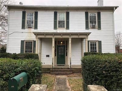 Ashland Single Family Home For Sale: 300 Virginia Street