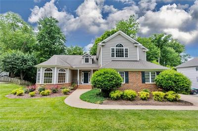 Henrico Single Family Home For Sale: 3829 Parchment Circle