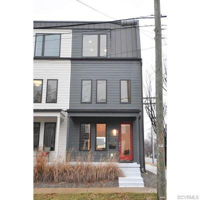 Richmond Single Family Home For Sale: 630 North 30th Street