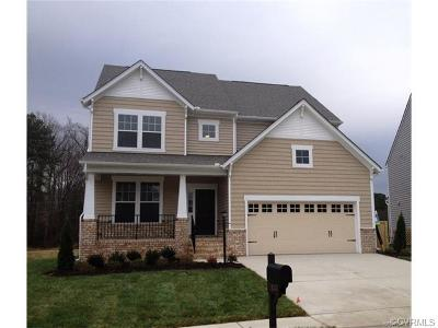 Chester VA Single Family Home For Sale: $414,990