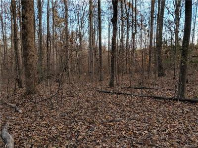 Powhatan Residential Lots & Land For Sale: 11 Acres Old Plantation Road