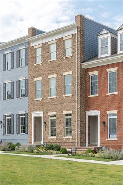 Henrico Condo/Townhouse For Sale: 305 Becklow Avenue #195G