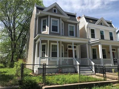 Richmond Single Family Home For Sale: 1418 N 21st Street