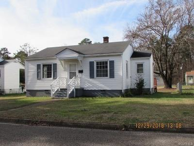Single Family Home Sold: 205 Gravatt Avenue
