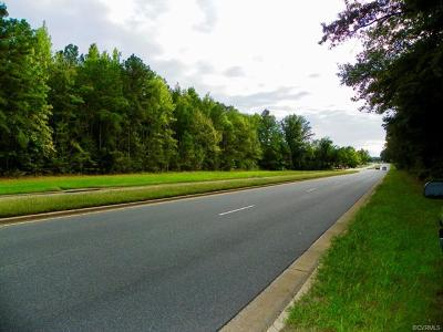 Henrico County Residential Lots & Land For Sale: 670 Airport Drive