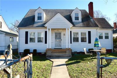 Richmond Single Family Home For Sale: 3006 Columbia Street
