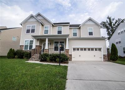 Hanover County Single Family Home For Sale: 8678 Oakham Drive