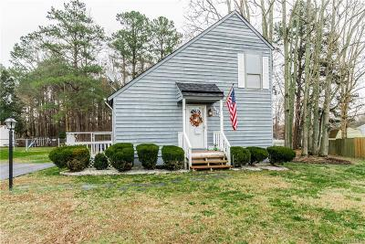 Chester VA Single Family Home For Sale: $184,900