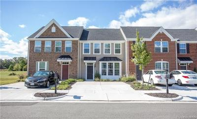 Chester VA Condo/Townhouse For Sale: $230,000