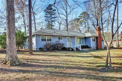 Chester VA Single Family Home For Sale: $270,000