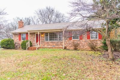 Hanover County Single Family Home For Sale: 7150 Peach Orchard Lane