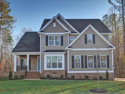 Chesterfield County Single Family Home For Sale: 17213 Shoreland Drive