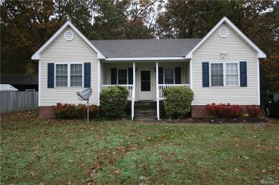 Chesterfield County Rental For Rent: 6060 Springbank Road