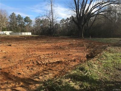 Henrico County Residential Lots & Land For Sale: 1701 Mill Road