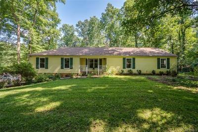 Goochland County Single Family Home For Sale: 2449 Sylvan Lane