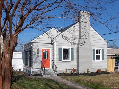 Richmond Single Family Home For Sale: 1210 Amherst Avenue